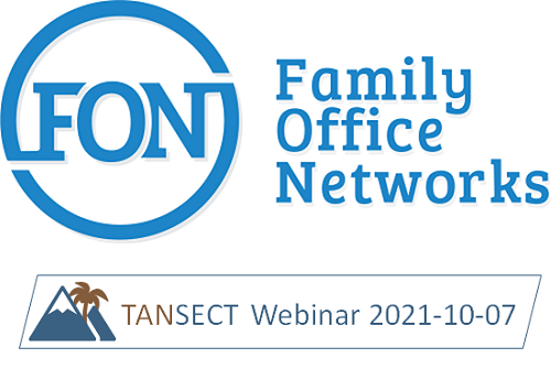 Tansect Invited To Present At FON (Family Office Networks) Investor Series